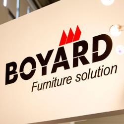 Boyard на выставке в Германии Interzum 2013