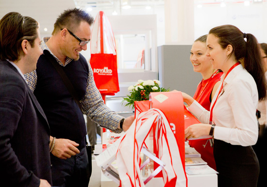 Boyard Interzum Cologne 2013