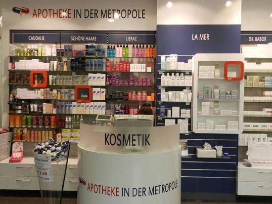 Аптека в Берлине