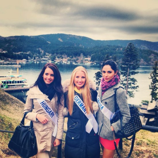 Miss International 2013 Оксана Королева